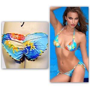 2 for $20 💕 Luli Fama Sea Star Bikini Bottom